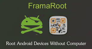 Framaroot – one click Root .apk