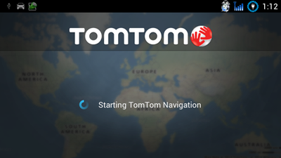 TomTom Android 1 4 + Europe Map 980 7895 + SpeedCams
