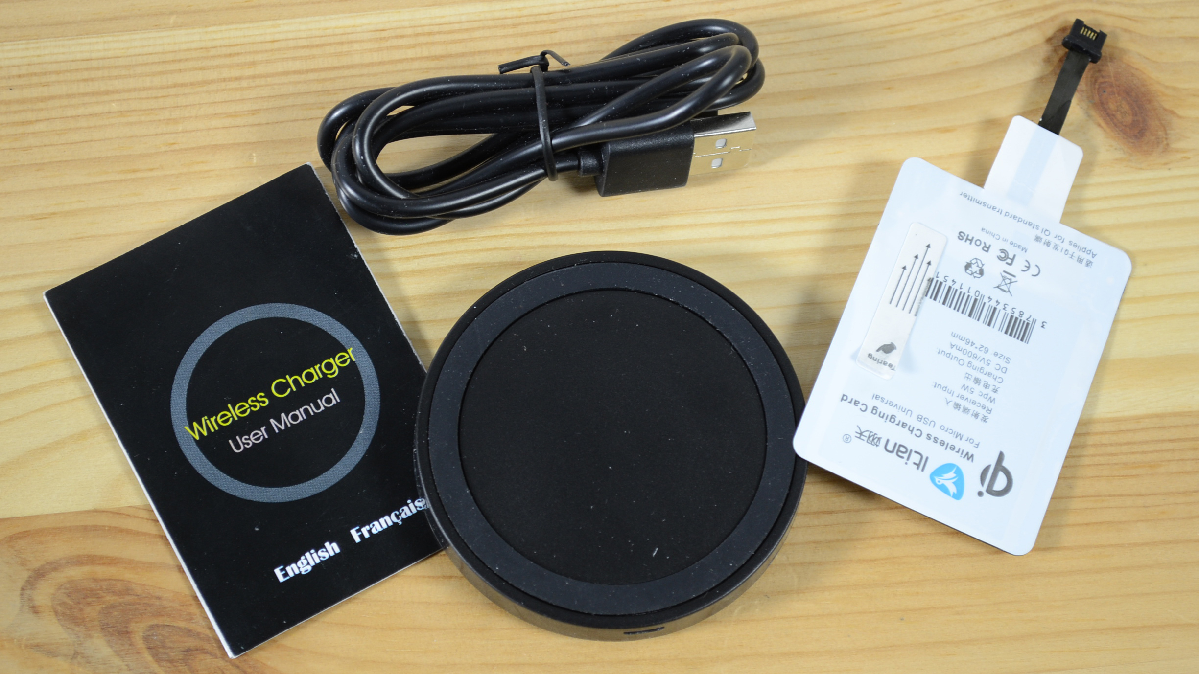 How To do wireless charging to any Smartphone