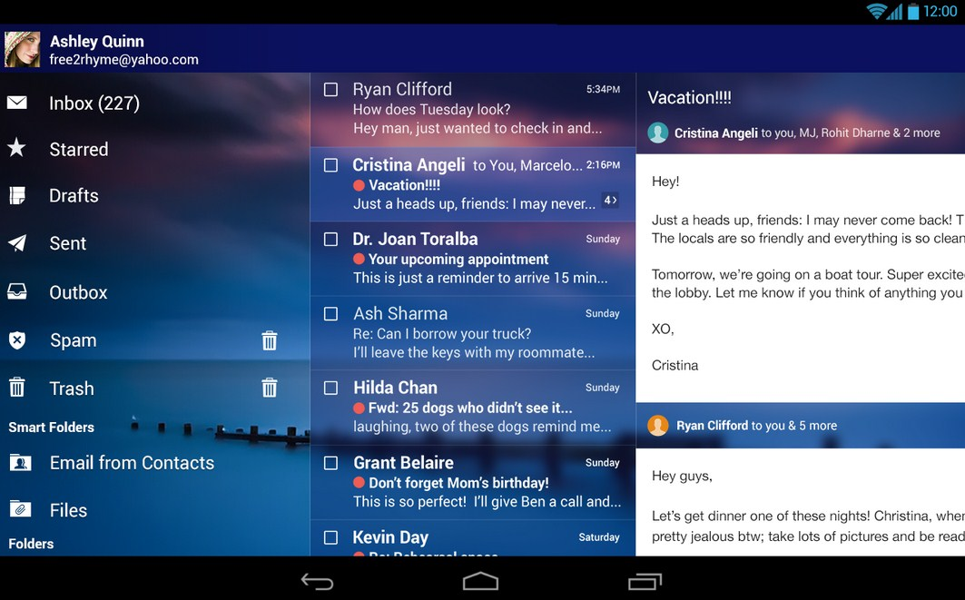 Yahoo Mail – Free Email App Latest Version for Android