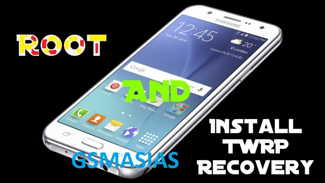How to Root Galaxy J5 and Install TWRP Recovery