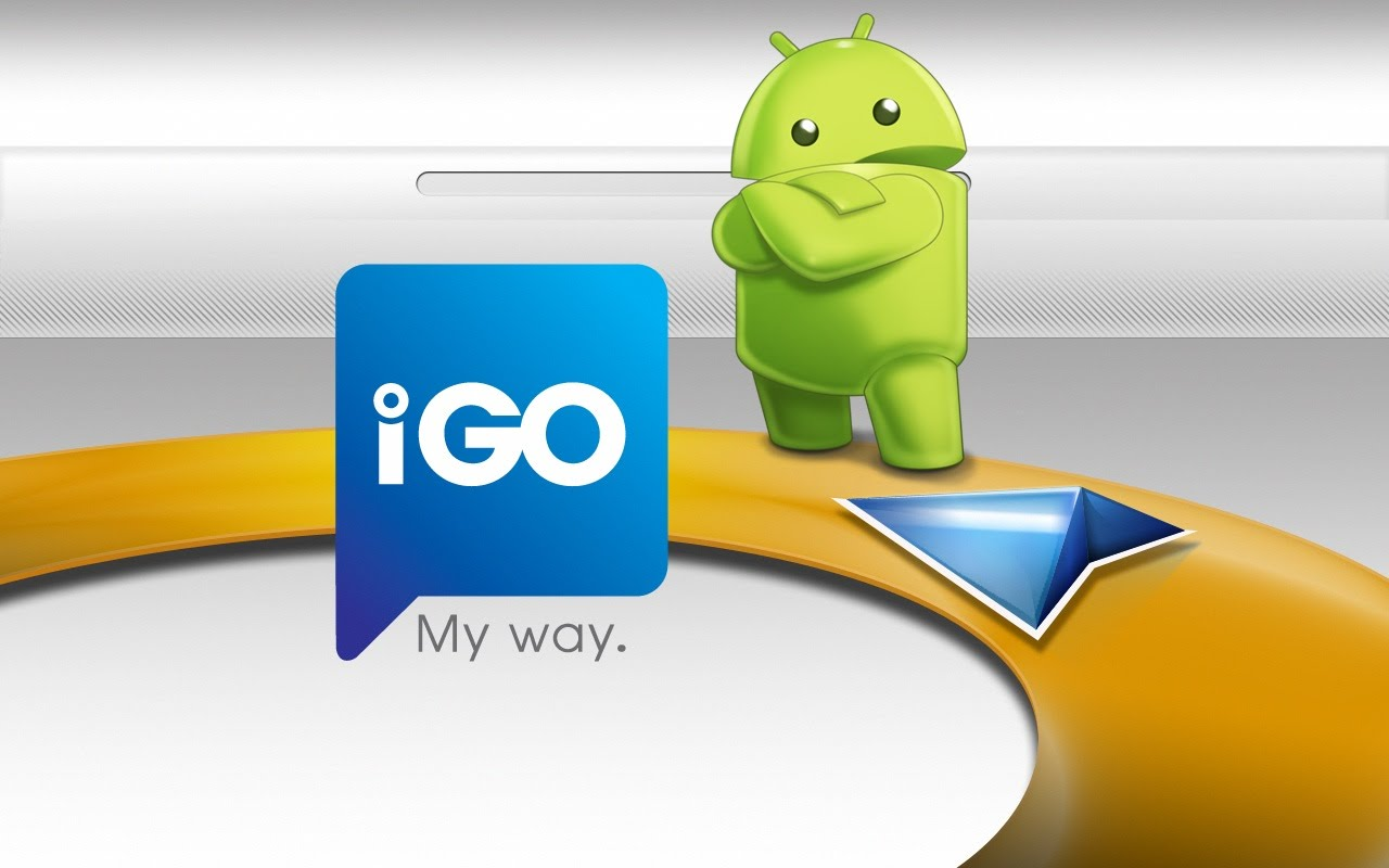 Igo primo gps navigation maps free update for europe available.