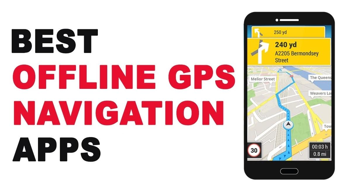 Best offline GPS Navigation apps