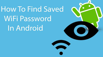 How to check saved Wifi passwords on your Android