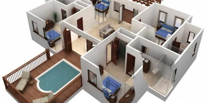 Floor plan creator for android for 3d virtual tour house plans