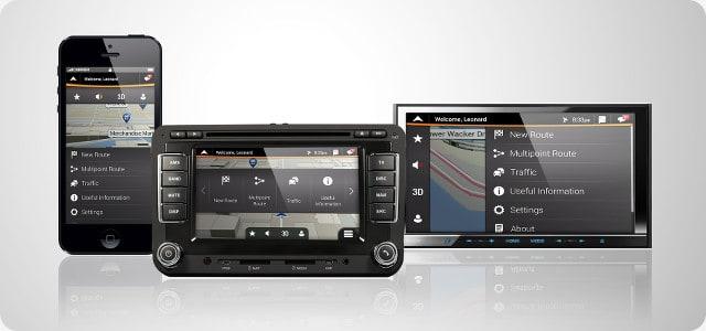 iGO Navigation for Smartphones and Tablets