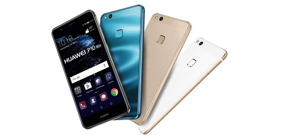 Root Huawei P10 Lite and install TWRP custom recovery