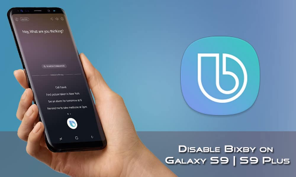 How to remove Bixby from your Galaxy S9 or Galaxy S9 Plus