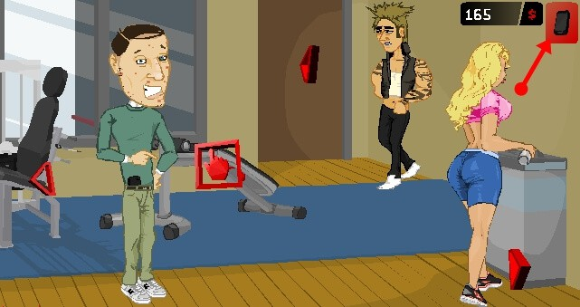 Douchebag-Workout-2-Cell Phone Icon_how