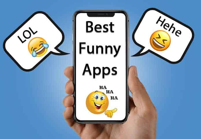Top 5 funny apps