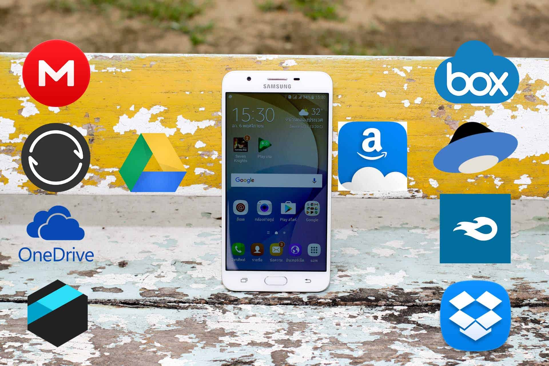 Best cloud storage services for your Android