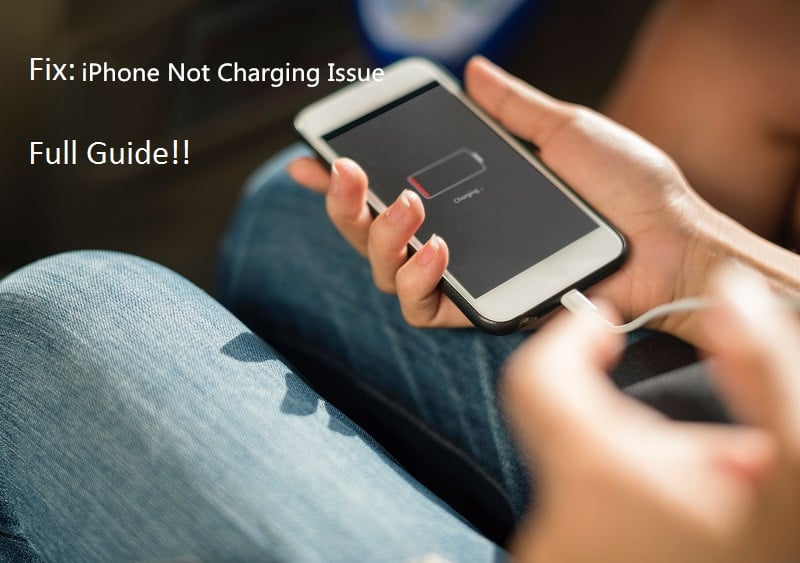 iPhone not charging properly? Try this simple tip!