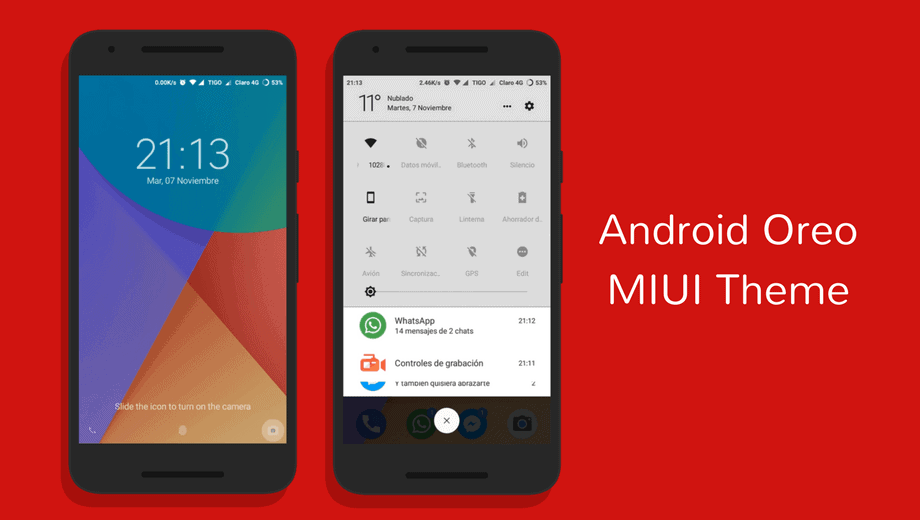 Download MIUI 10 Theme For Samsung Devices
