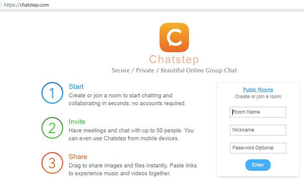 What is ChatStep