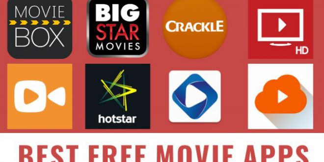 free latest movies app for iphone