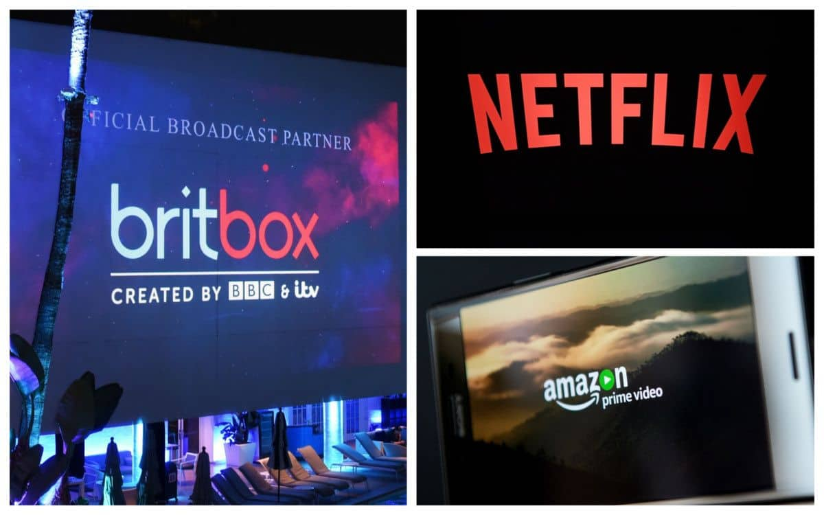 New Apple's streaming rivals: Netflix vs Amazon Prime Video vs Britbox vs Disney+ vs Hulu