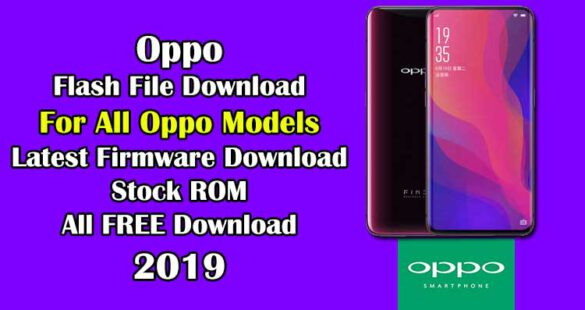 Oppo-Flash-File-Download