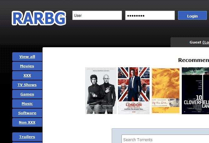 RARBG unblock – Ultrafast Mirror sites and Proxy List 2019 June