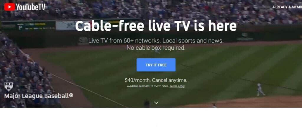 Best 30 Free Live TV Streaming Sites for Watching TV Online