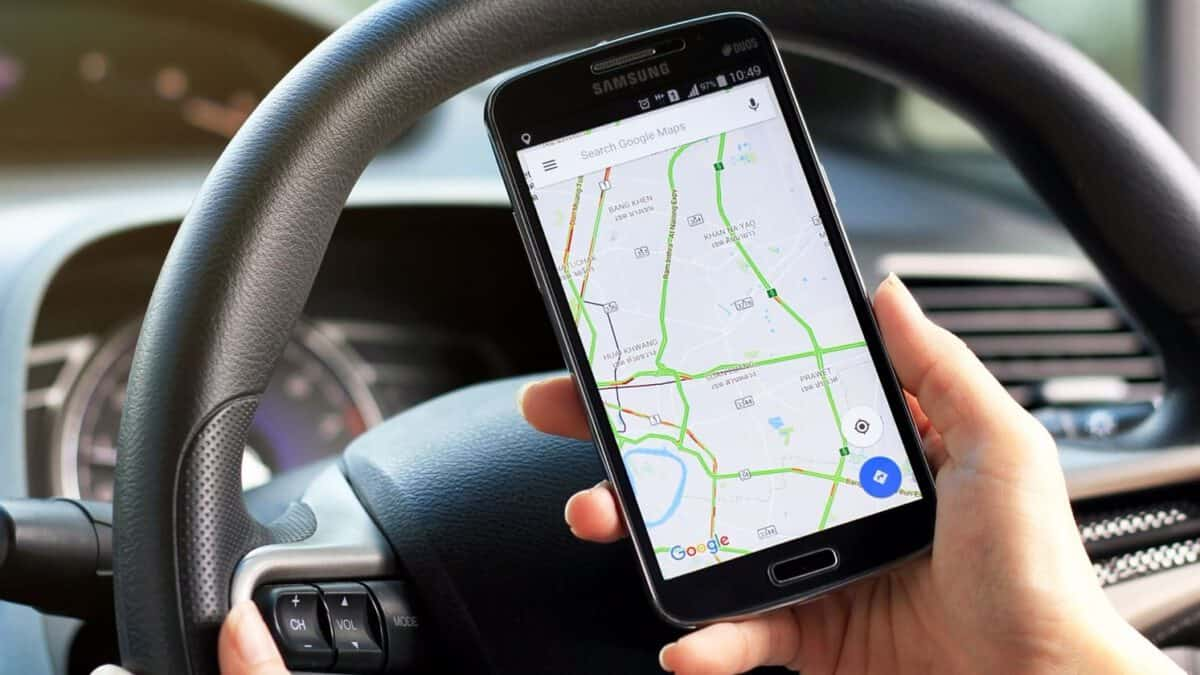 Best Free GPS App For Android