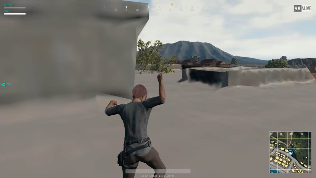 How to fix PUBG Buildings Not Loading ?
