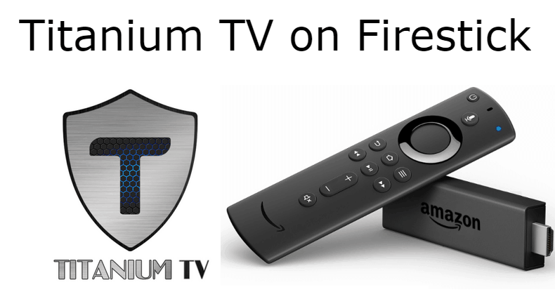 Titanium TV Firestick