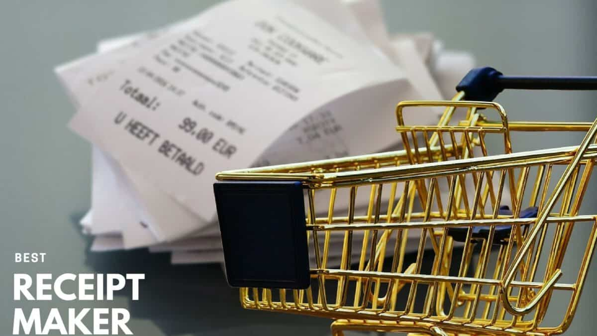 5 Best Online Fake Receipt Maker Tools