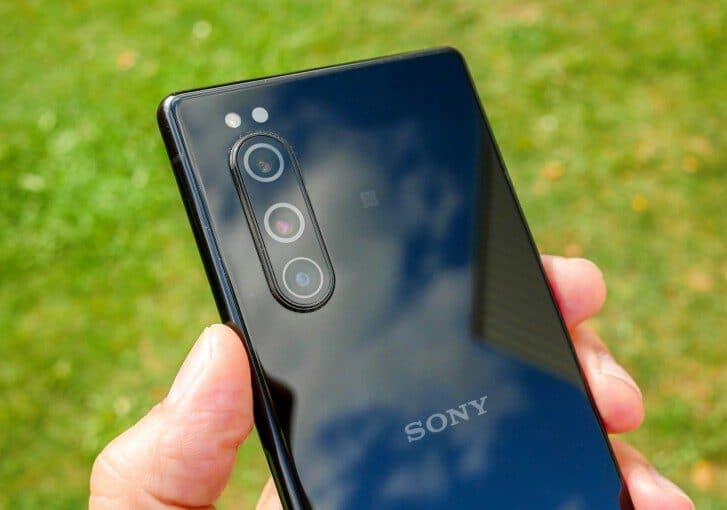 Sony Xperia 5 Camera
