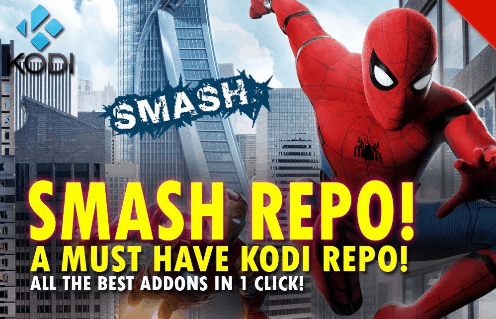 TV Addons from Smash Repo