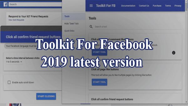 Facebook Social ToolKit