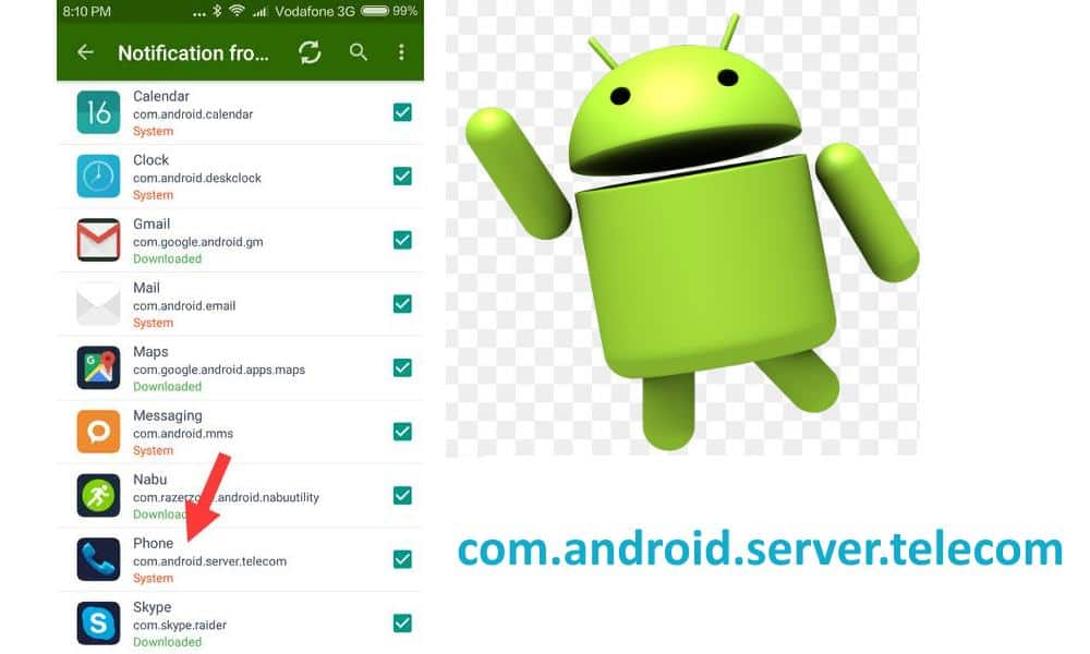 Com.android.server.telecom – Things you need to know