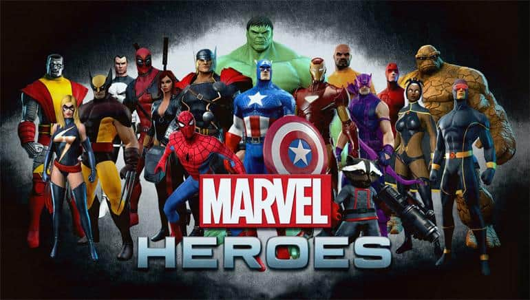 Free Marvel slots with no download for mobile devices