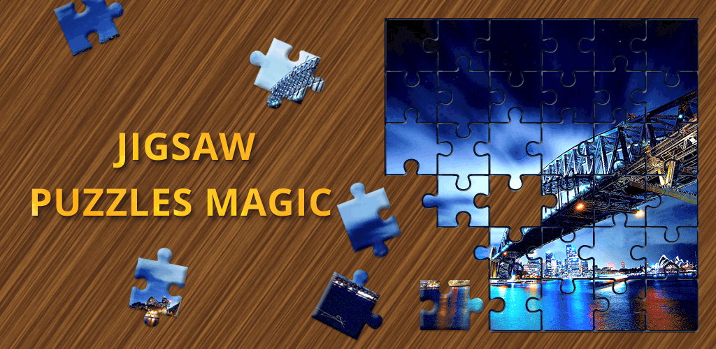 Unwritten Rules of Jigsaw Puzzles