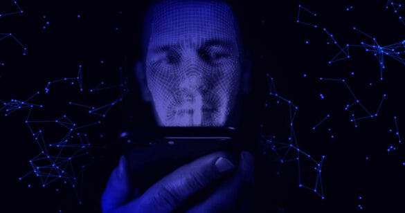 Face recognition and blockchain