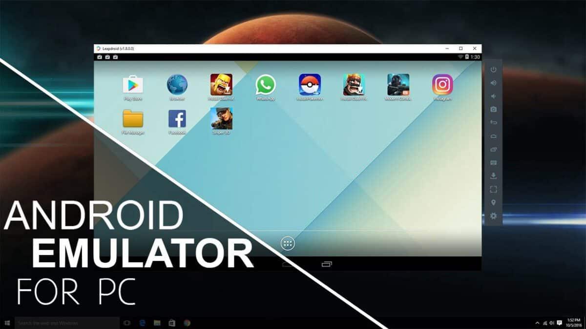 3 Best Android Emulators For Windows PC & MAC