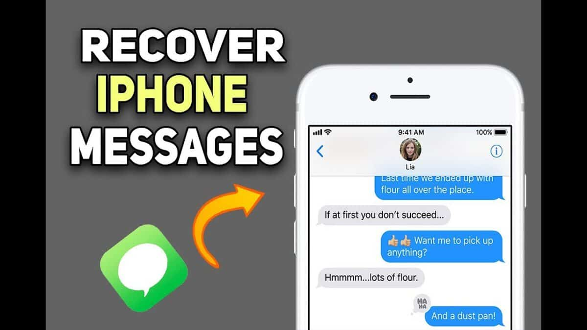 How To Recover Deleted Messages on the iPhone?