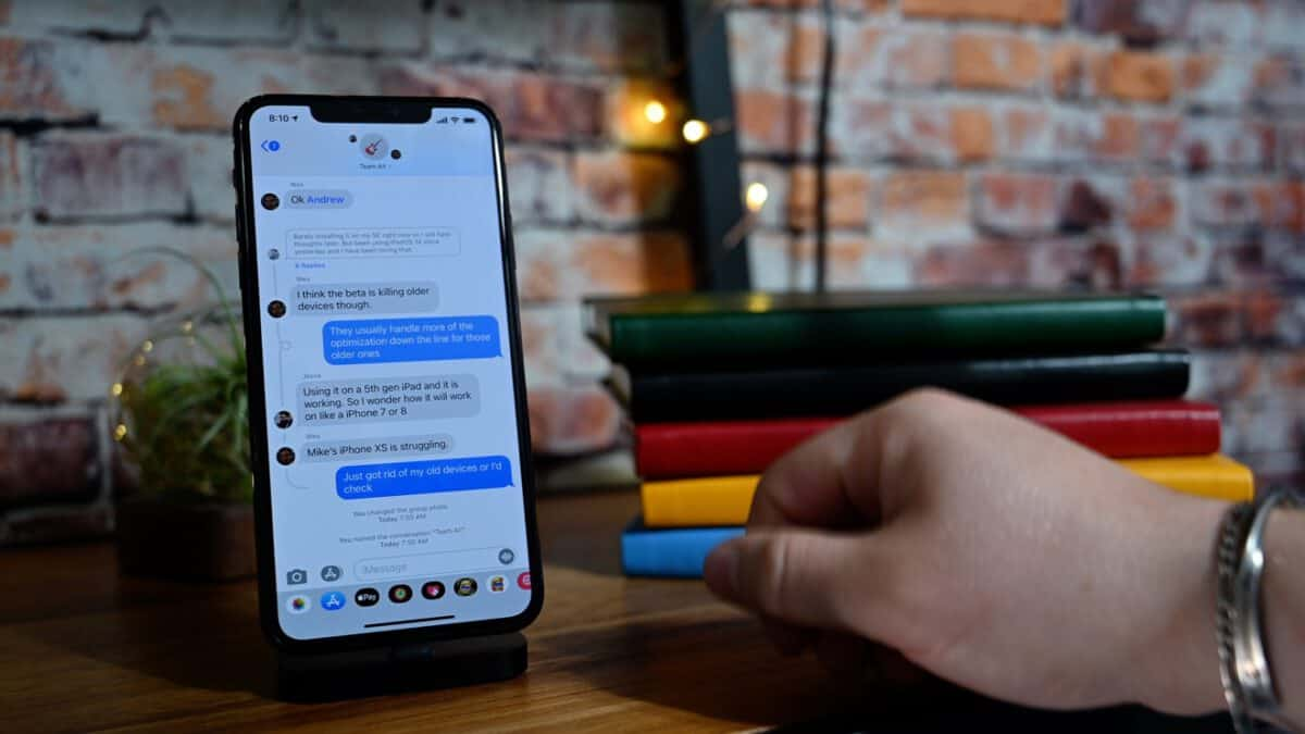 How to block texts on iPhone in iOS 14