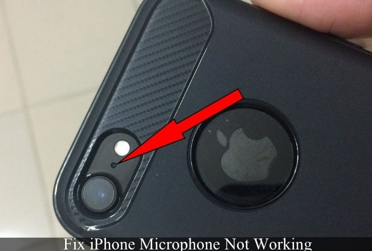 How to fix iPhone microphone not working condition with solution?